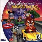 Walt Disney World Quest: Magical Racing Tour (Dreamcast)