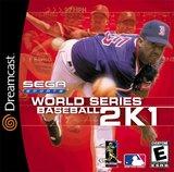 World Series Baseball 2K1 (Dreamcast)
