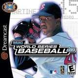 World Series Baseball 2K2 (Dreamcast)