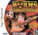 Worms Armageddon (Dreamcast)