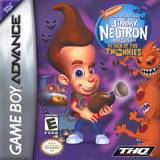 Adventures of Jimmy Neutron Boy Genius: Attack of the Twonkies, The (Game Boy Advance)