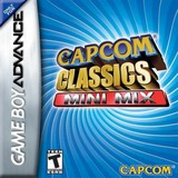 Capcom Classics Mini Mix (Game Boy Advance)