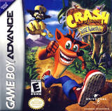 Crash Bandicoot: The Huge Adventure (Game Boy Advance)