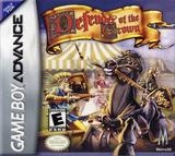 Defender of the Crown (Game Boy Advance)