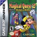 Disney's Magical Quest 2: Starring Mickey & Minnie (Game Boy Advance)