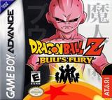 Dragon Ball Z: Buu's Fury (Game Boy Advance)