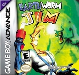 Earthworm Jim (Game Boy Advance)