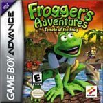 Frogger's Adventures: Temple of the Frog (Game Boy Advance)