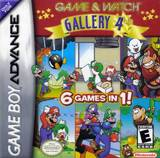 Game & Watch Gallery 4 (Game Boy Advance)