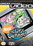 Game Boy Advance Video: Fairly Odd Parents Volume 1 (Game Boy Advance)
