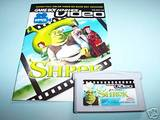 Game Boy Advance Video: Shrek (Game Boy Advance)