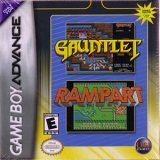 Gauntlet / Rampart (Game Boy Advance)