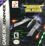 Gradius Galaxies (Game Boy Advance)