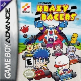 Konami Krazy Racers (Game Boy Advance)