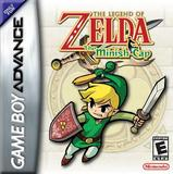 Legend of Zelda: The Minish Cap, The -- Box Only (Game Boy Advance)