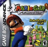 Mario Golf: Advance Tour (Game Boy Advance)