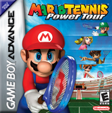 Mario Tennis: Power Tour (Game Boy Advance)