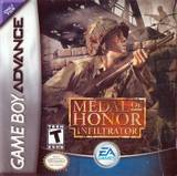 Medal of Honor: Infiltrator (Game Boy Advance)