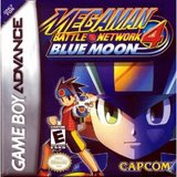 Mega Man Battle Network 4: Blue Moon (Game Boy Advance)