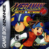 Mega Man Battle Network (Game Boy Advance)