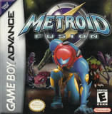 Metroid Fusion (Game Boy Advance)