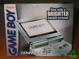 Nintendo Game Boy Advance SP -- Box Only (Game Boy Advance)