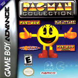 Pac-Man Collection (Game Boy Advance)