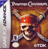 Pirates of the Caribbean: The Curse of the Black Pearl (Game Boy Advance)