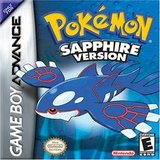 Pokemon Sapphire Version (Game Boy Advance)