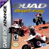 Quad Desert Fury (Game Boy Advance)