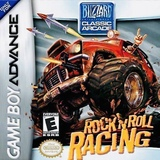 Rock 'n Roll Racing (Game Boy Advance)