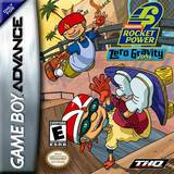 Rocket Power: Zero Gravity Zone (Game Boy Advance)