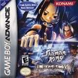 Shaman King: Legacy of the Spirits -- Sprinting Wolf (Game Boy Advance)