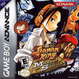Shaman King: Master of Spirits (Game Boy Advance)