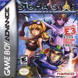 Sigma Star Saga (Game Boy Advance)