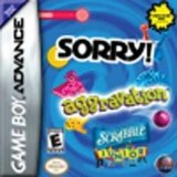 Sorry! / Aggravation / Scrabble Junior (Game Boy Advance)