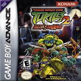 Teenage Mutant Ninja Turtles 2: Battle Nexus (Game Boy Advance)