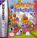 Tiny Toon Adventures: Wacky Stackers (Game Boy Advance)