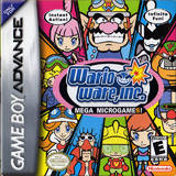 Wario Ware, Inc.: Mega Microgame$ (Game Boy Advance)