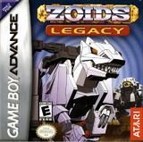 Zoids: Legacy (Game Boy Advance)