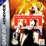 Zone of the Enders: The Fist of Mars (Game Boy Advance)