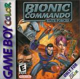 Bionic Commando: Elite Forces (Game Boy Color)