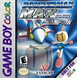 Bomberman Max: Blue Champion Edition (Game Boy Color)