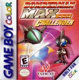 Bomberman Max: Red -- Challenger Edition (Game Boy Color)