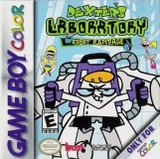 Dexter's Laboratory: Robot Rampage (Game Boy Color)