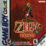 Legend of Zelda: Oracle of Seasons, The (Game Boy Color)