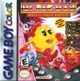 Ms. Pac-Man -- Special Color Edition (Game Boy Color)