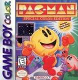 Pac-Man -- Special Color Edition (Game Boy Color)