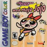 Powerpuff Girls: Bad Mojo Jojo, The (Game Boy Color)