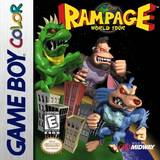 Rampage World Tour (Game Boy Color)